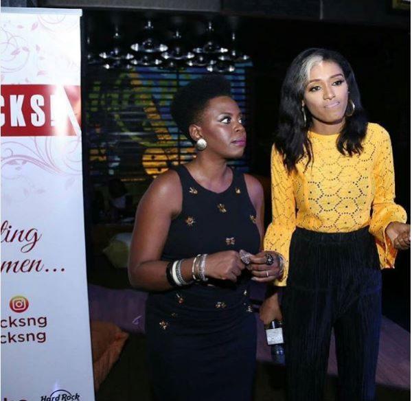 Faith Temitope Nsa & Elma Godwin