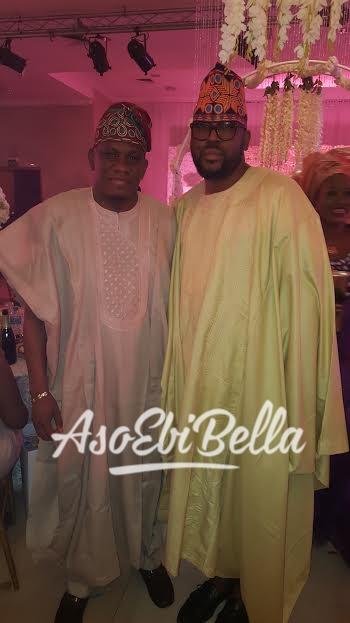 Gbenga & Gbenga Bibirewool_aso ebi, asoebi, asoebibella