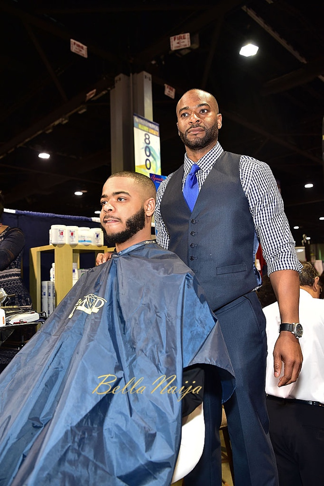 ATLANTA, GEORGIA - FEBRUARY 21:  A general view of Bronner Brothers International Beauty Show at Georgia World Congress Center on February 21, 2016 in Atlanta, Georgia.  (Photo by Paras Griffin/Getty Images)