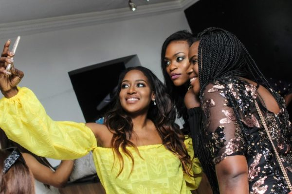 Honey Ogundeyi, Johanna Obayuwana, Sharon Ekong