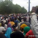 IDPs Protests
