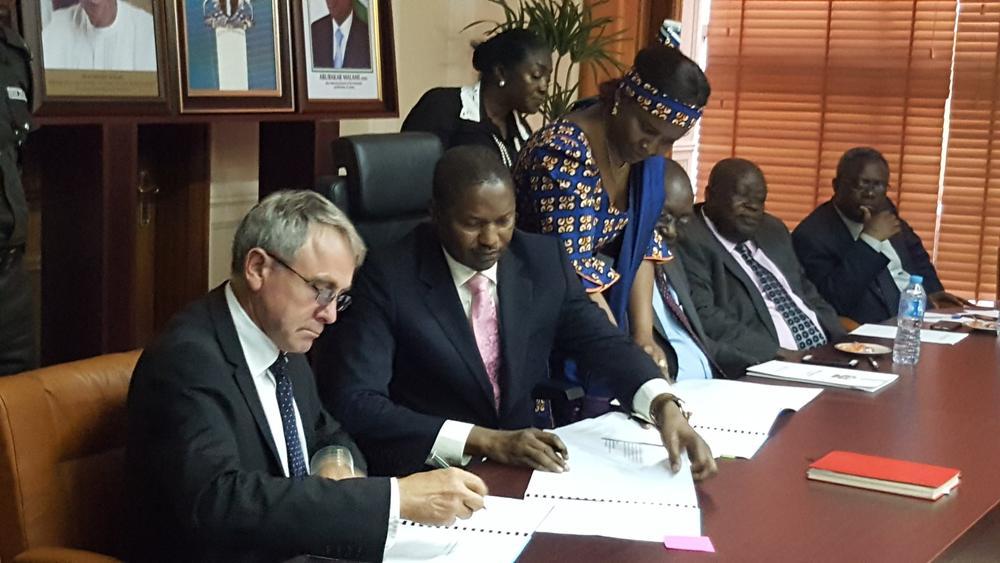 UK, Nigeria MoU on Return of Stolen Assets