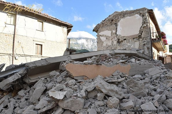 Italy Earthquake2