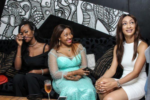 Jennifer Obayuwana, Leslie Okoye