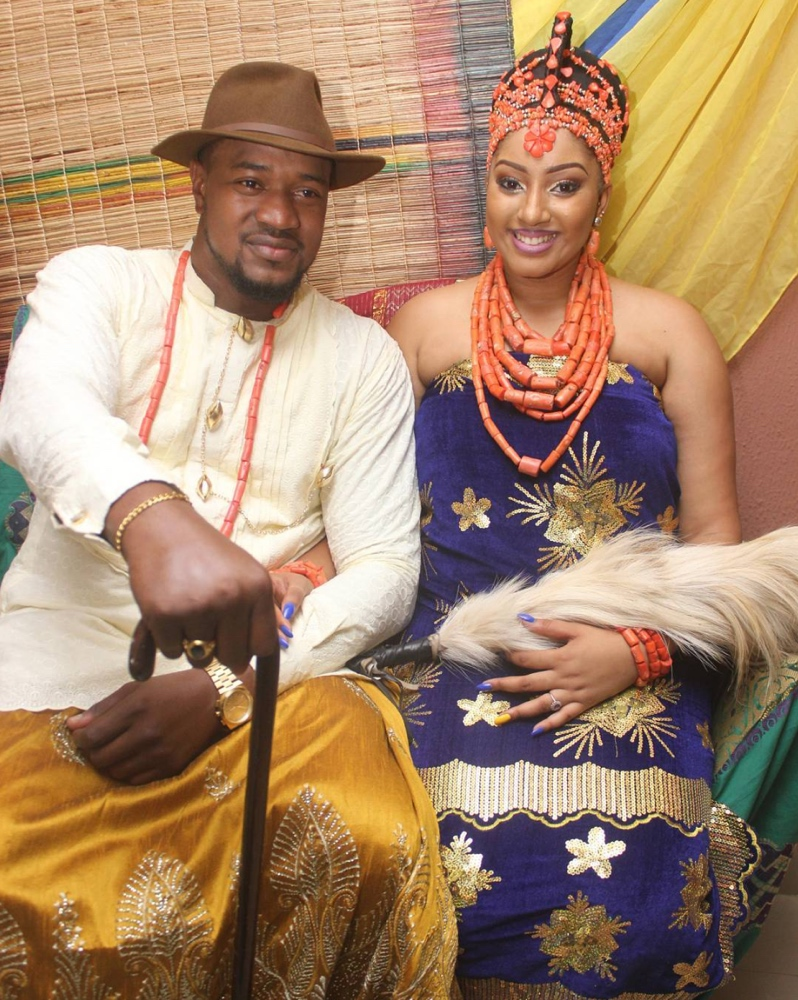 Jessica and Mofe Duncan Traditional Wedding Anniversary_1