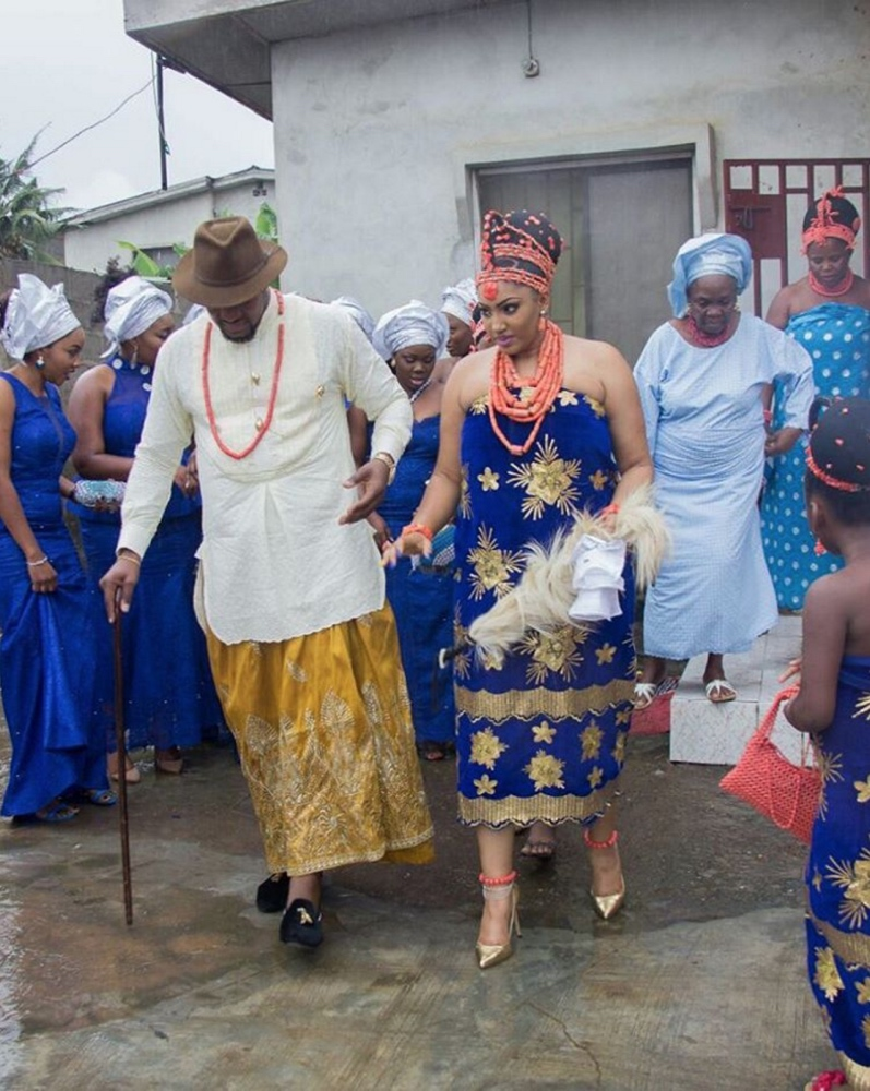 Jessica and Mofe Duncan Traditional Wedding Anniversary_2