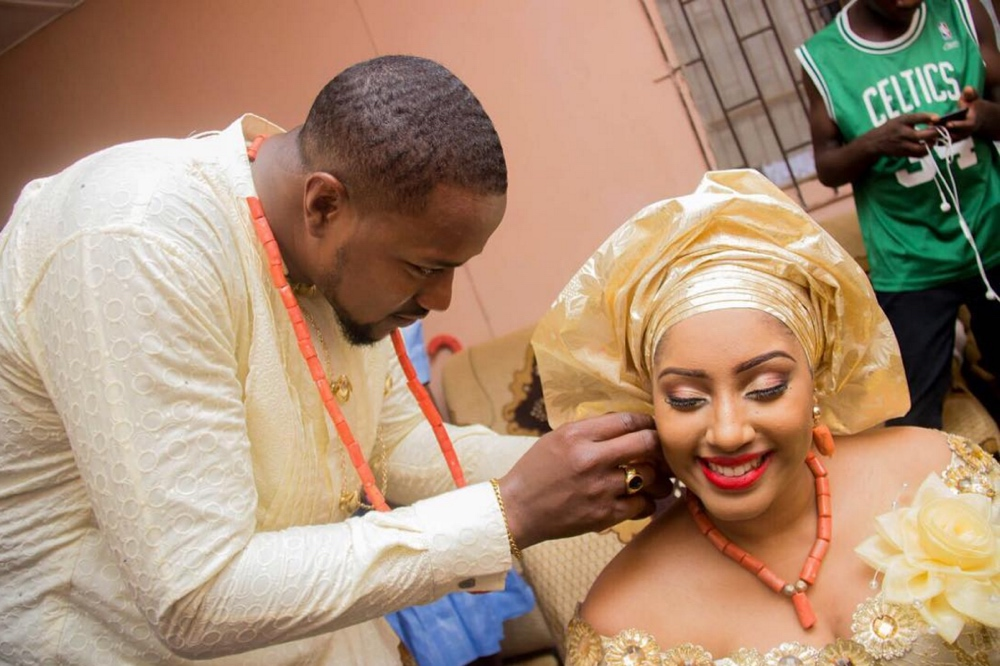 Jessica and Mofe Duncan Traditional Wedding Anniversary_3