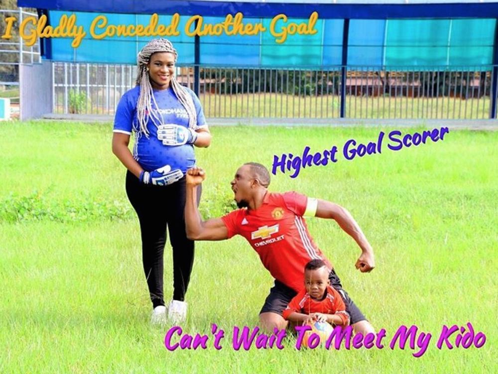 Jnr Pope Odonwodo maternity shoot with wife bellanaijaScreen Shot 2016-08-13 at 12.25.1482016_