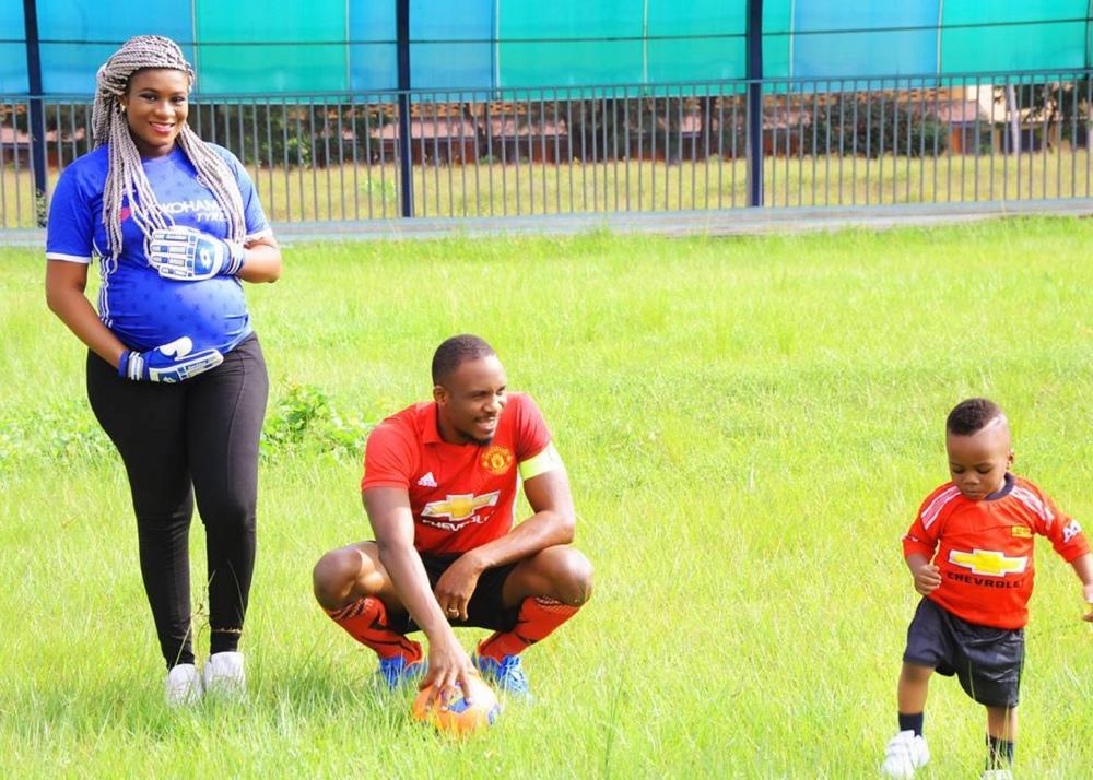 Jnr Pope Odonwodo maternity shoot with wife bellanaijaScreen Shot 2016-08-13 at 12.25.5582016_