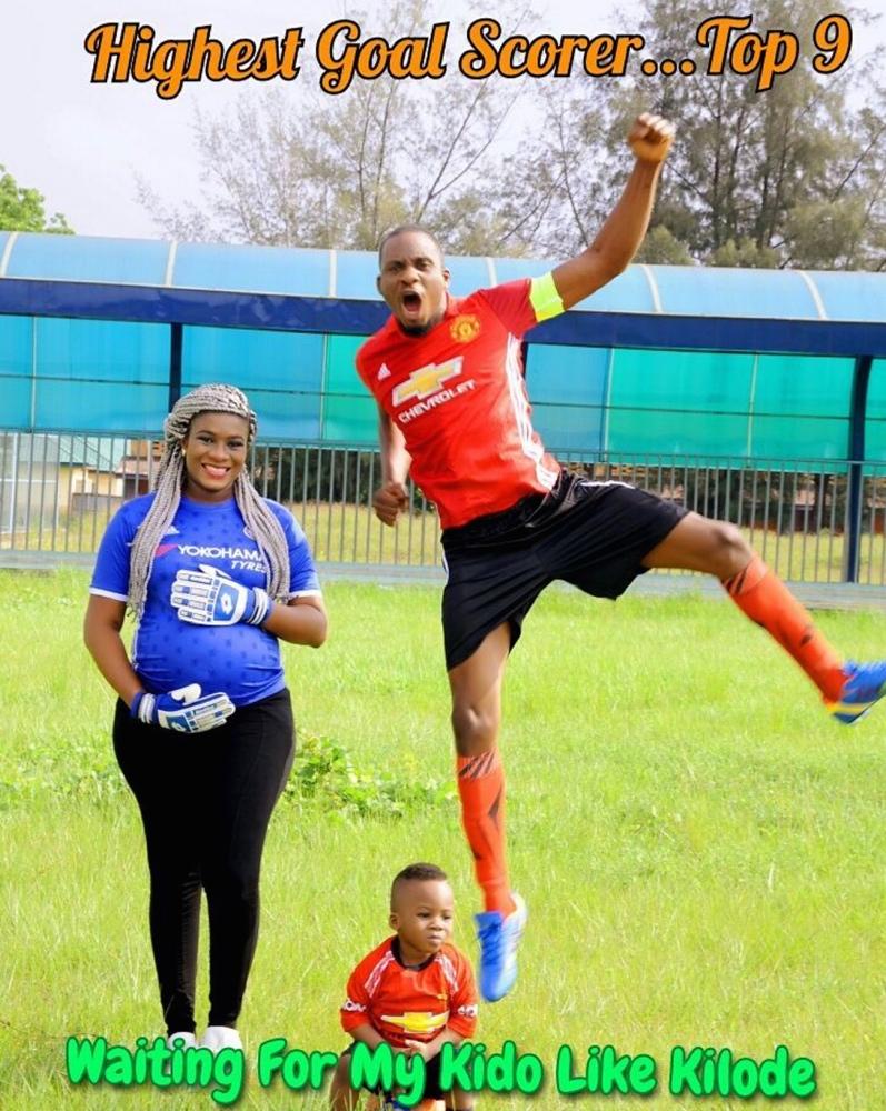 Jnr Pope Odonwodo maternity shoot with wife bellanaijaScreen Shot 2016-08-13 at 12.26.4182016_