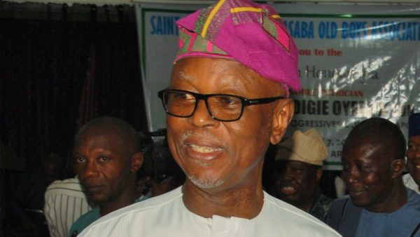 """We didn't know things were this bad when we were campaigning"" – APC National Chairman John Odigie-Oyegun"