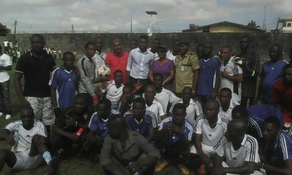 Joseph Yobo at Ikoyi Prisons8
