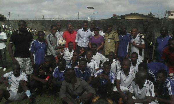 Joseph Yobo at Ikoyi Prisons8