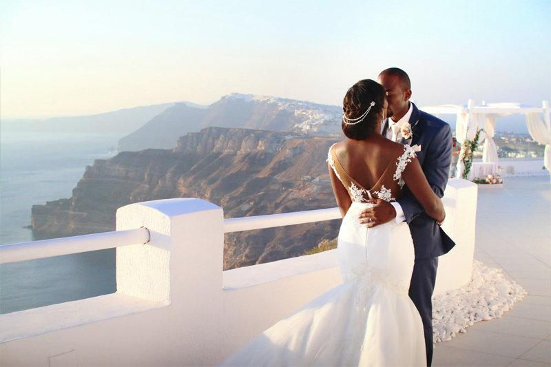 Julianna and Victor Nigerian Wedding in Santorini_Kosibah Dress, Edee Beau Makeup and Hair, Just as Planned wedding_2016_BellaNaija August_00002