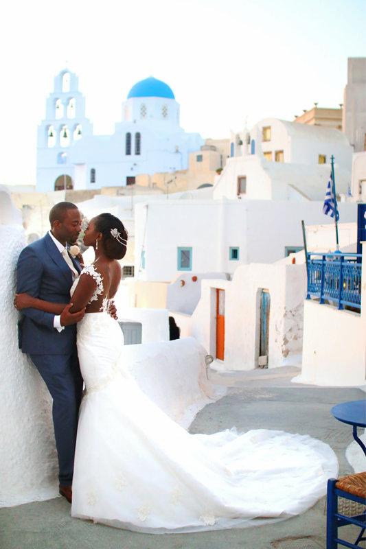 Julianna and Victor Nigerian Wedding in Santorini_Kosibah Dress, Edee Beau Makeup and Hair, Just as Planned wedding_2016_BellaNaija August_00003