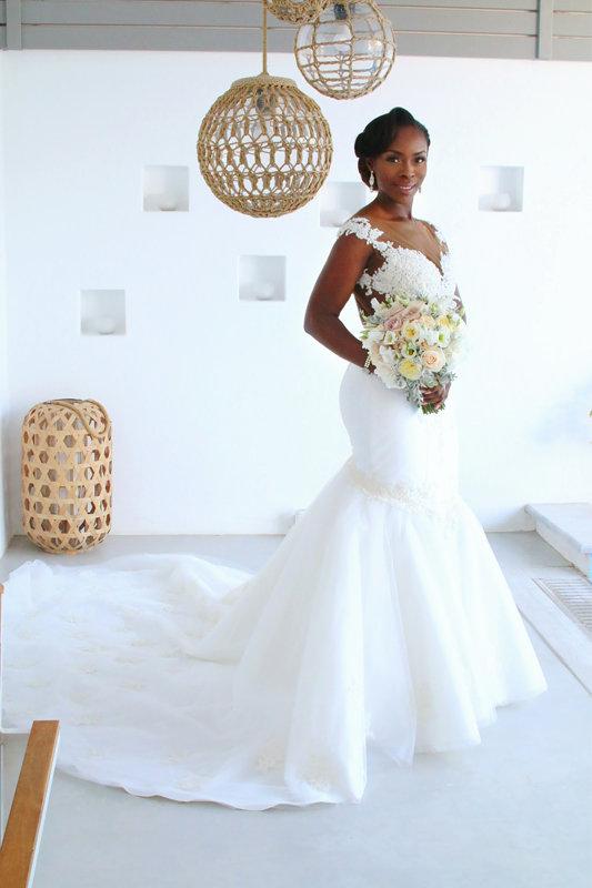 Julianna and Victor Nigerian Wedding in Santorini_Kosibah Dress, Edee Beau Makeup and Hair, Just as Planned wedding_2016_BellaNaija August_00005