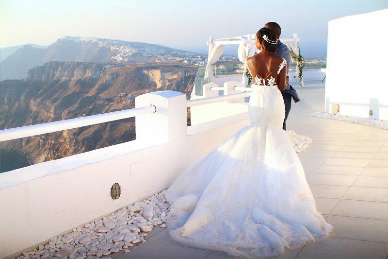 Julianna and Victor Nigerian Wedding in Santorini_Kosibah Dress, Edee Beau Makeup and Hair, Just as Planned wedding_2016_BellaNaija August_00006