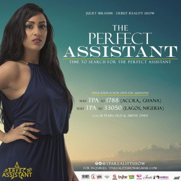 Juliet Ibrahim The Perfect Search