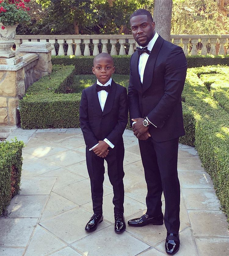 Kevin Hart Wedding