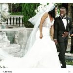 Kevin Hart and Eniko Parrish wedding_Torrei hart congratulations