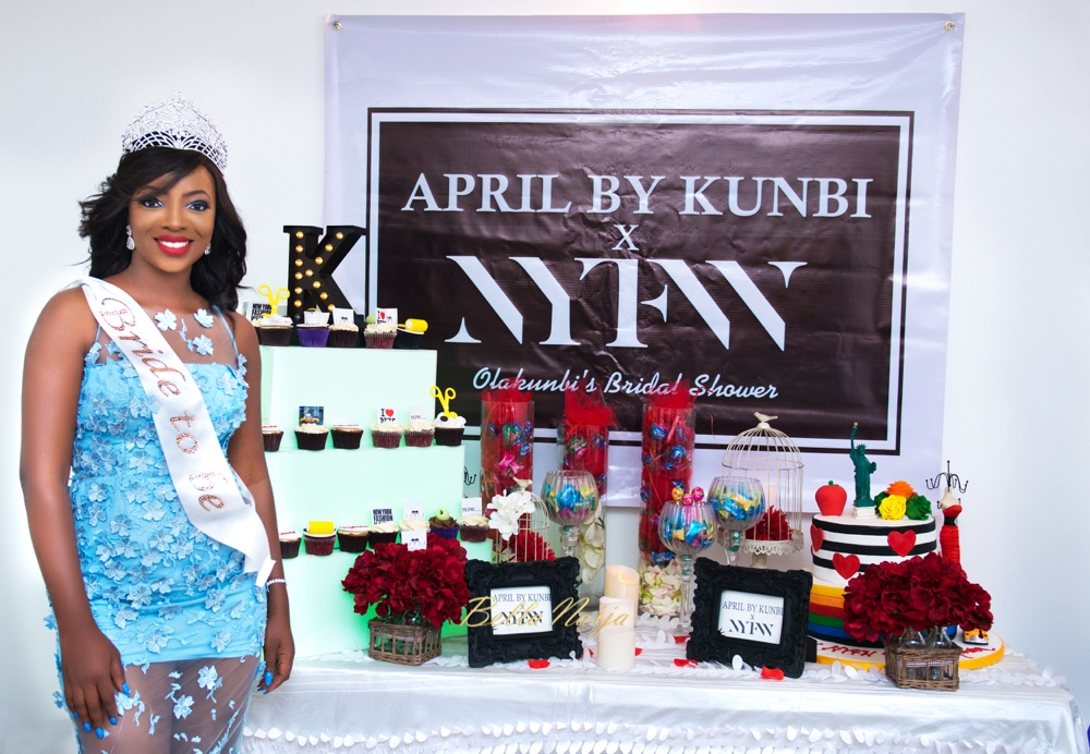 Kunbi Oyelese of April by Kunbi Bridal Shower_August 2016_BS277