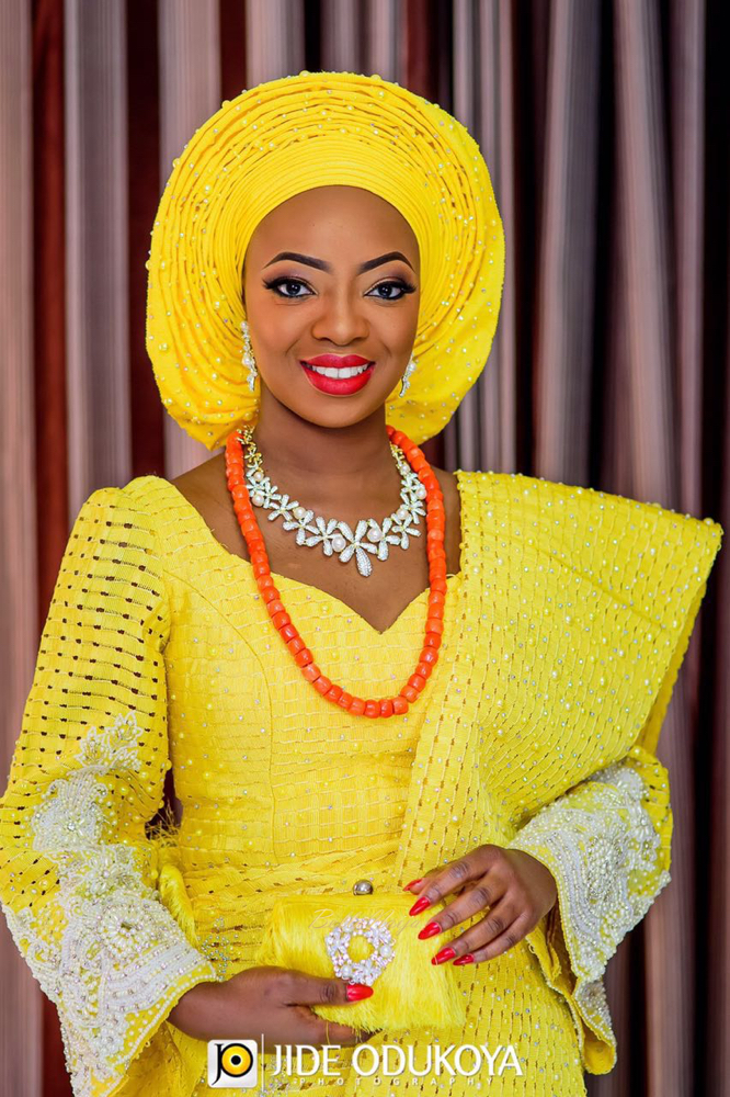 Kunbi Oyelese of April by Kunbi & Lanre Tomori Traditional Wedding in Ibadan_IMG_7418