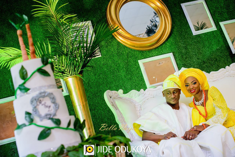 Kunbi Oyelese of April by Kunbi & Lanre Tomori Traditional Wedding in Ibadan_IMG_7449