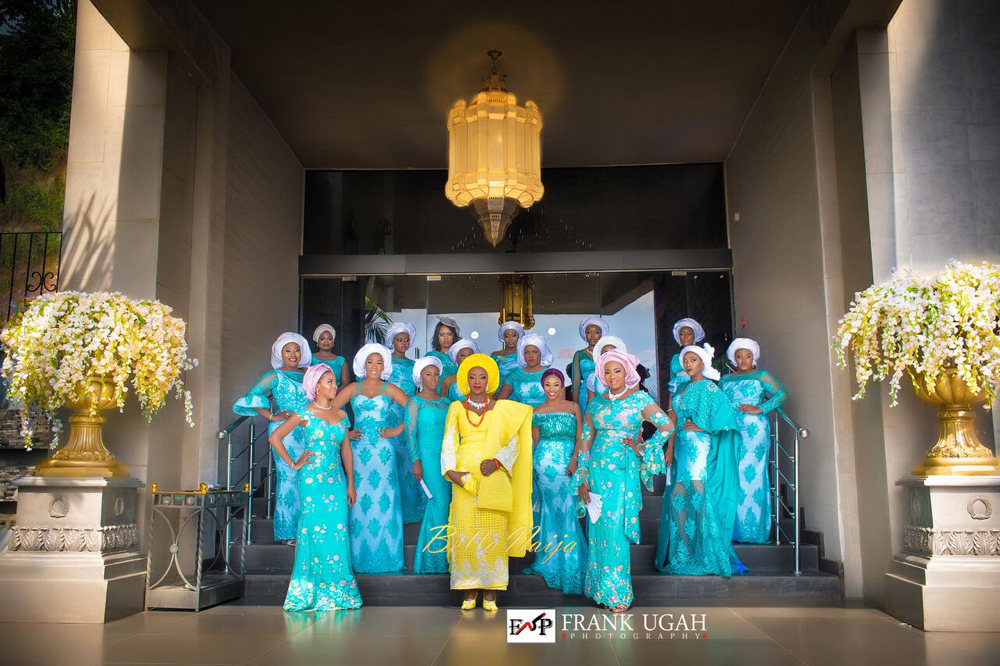 Kunbi Oyelese of April by Kunbi & Lanre Tomori Traditional Wedding in Ibadan_unspecified (32)