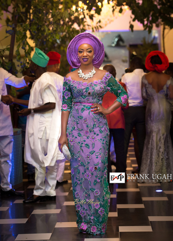 Kunbi Oyelese of April by Kunbi & Lanre Tomori Traditional Wedding in Ibadan_unspecified