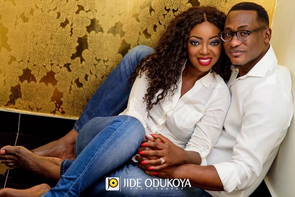 Kunbi Oyelese of April by Kunbi and Lanre Tomori Pre Wedding Shoot_1