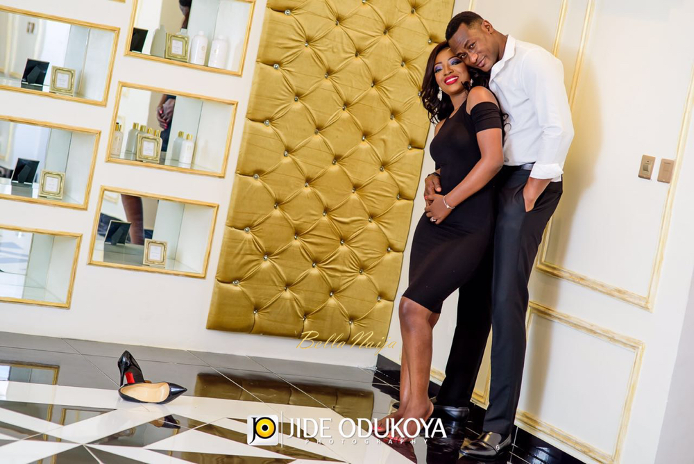 Kunbi Oyelese of April by Kunbi and Lanre Tomori Pre-wedding photos_01