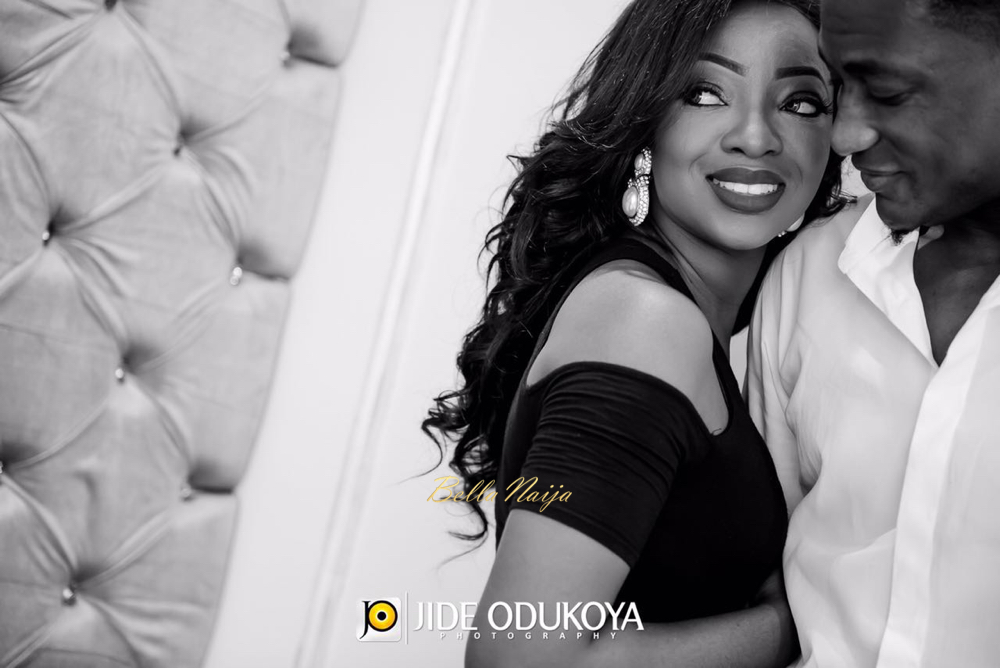 Kunbi Oyelese of April by Kunbi and Lanre Tomori Pre-wedding photos_02