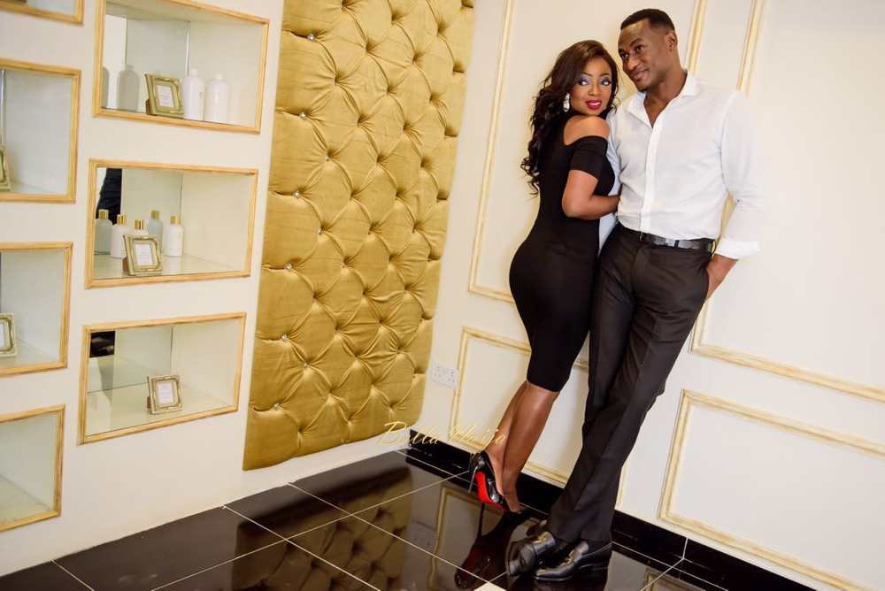 Kunbi Oyelese of April by Kunbi and Lanre Tomori Pre-wedding photos_04