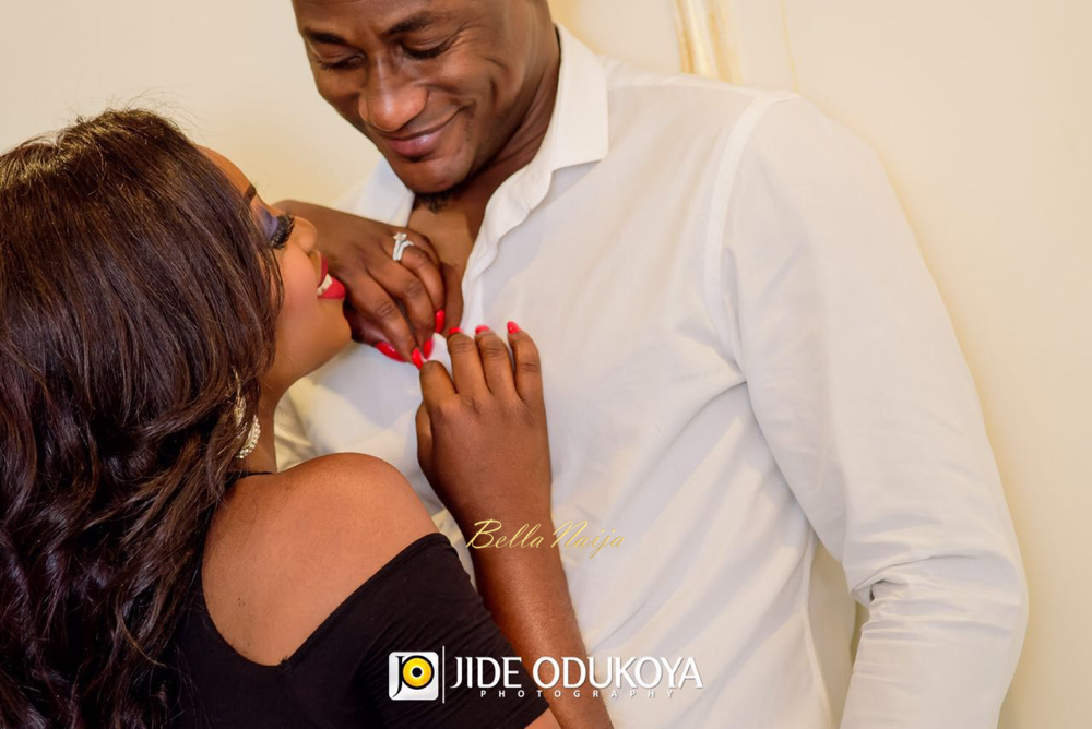 Kunbi Oyelese of April by Kunbi and Lanre Tomori Pre-wedding photos_09