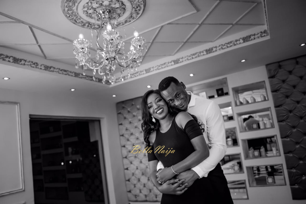 Kunbi Oyelese of April by Kunbi and Lanre Tomori Pre-wedding photos_10