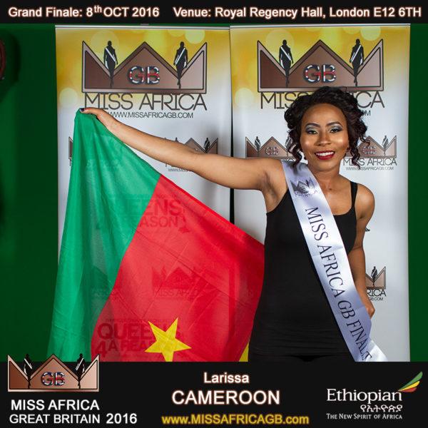 LARISSA-CAMEROON