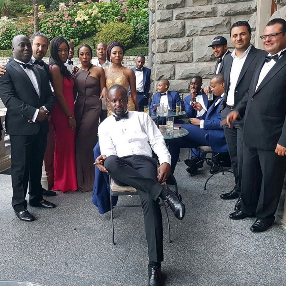 Layal Holm and Seyi Tinubu wedding - Lake Como, Italy_10