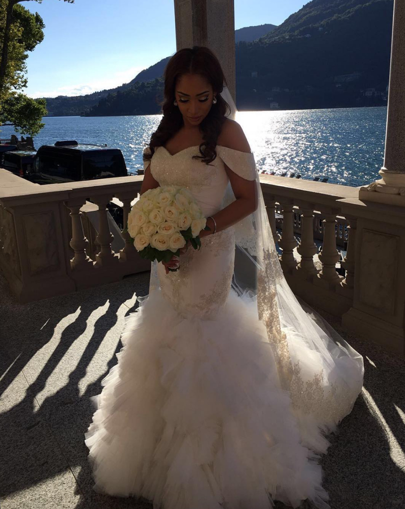 Layal Holm and Seyi Tinubu wedding - Lake Como, Italy_2