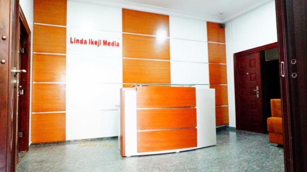Image result for  Linda Ikeji New TV, Radio And Music Complex