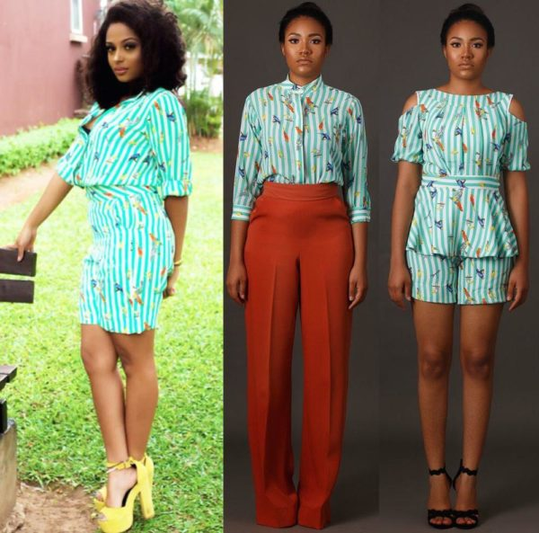 Lola Rae in Virgo Apparels - BN Style - BellaNaija.com - 01