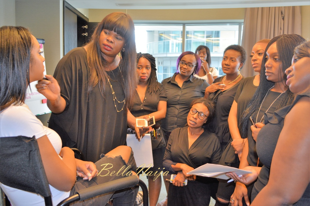 London Beauty Pro Masterclass with Bimpe Onakoya bellanaijaDSC_109582016_