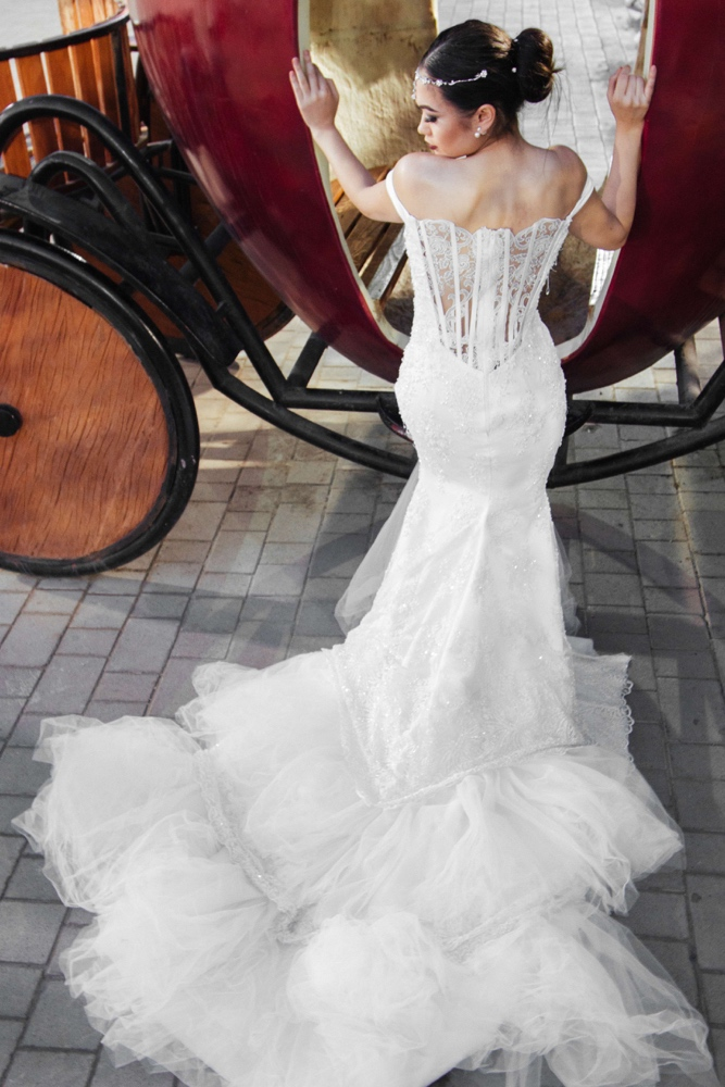 Mademoiselle Aglaia Bridal Collection 2016_17