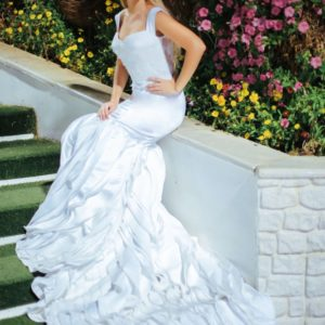 Mademoiselle Aglaia Bridal Collection 2016_18