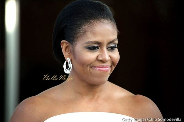 Michelle Obama State Dinner Prime Minister of Singapore (1)