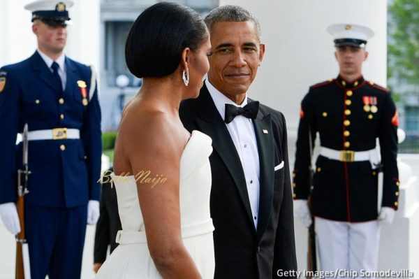 Michelle Obama State Dinner Prime Minister of Singapore (5)