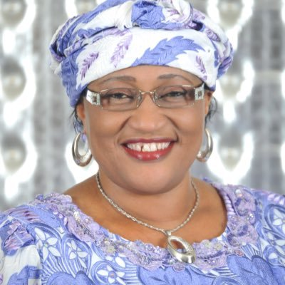 Min of Women Affairs Sen Jumai Alhassan