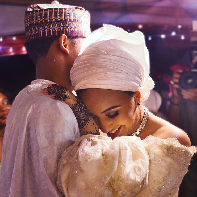 Minister Amina Mohammed Gives Away Daughter Samira Ibrahim to Aminu Bakar in Marriage_Abuja Wedding_BellaNaija 2016_02