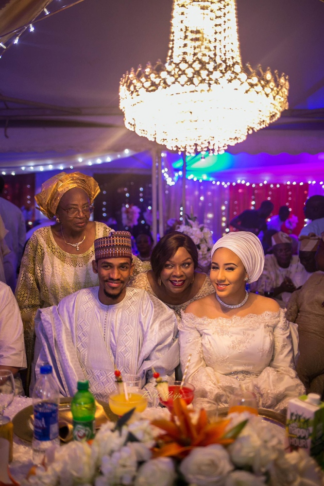 Minister Amina Mohammed Gives Away Daughter Samira Ibrahim to Aminu Bakar in Marriage_Abuja Wedding_BellaNaija 2016_07