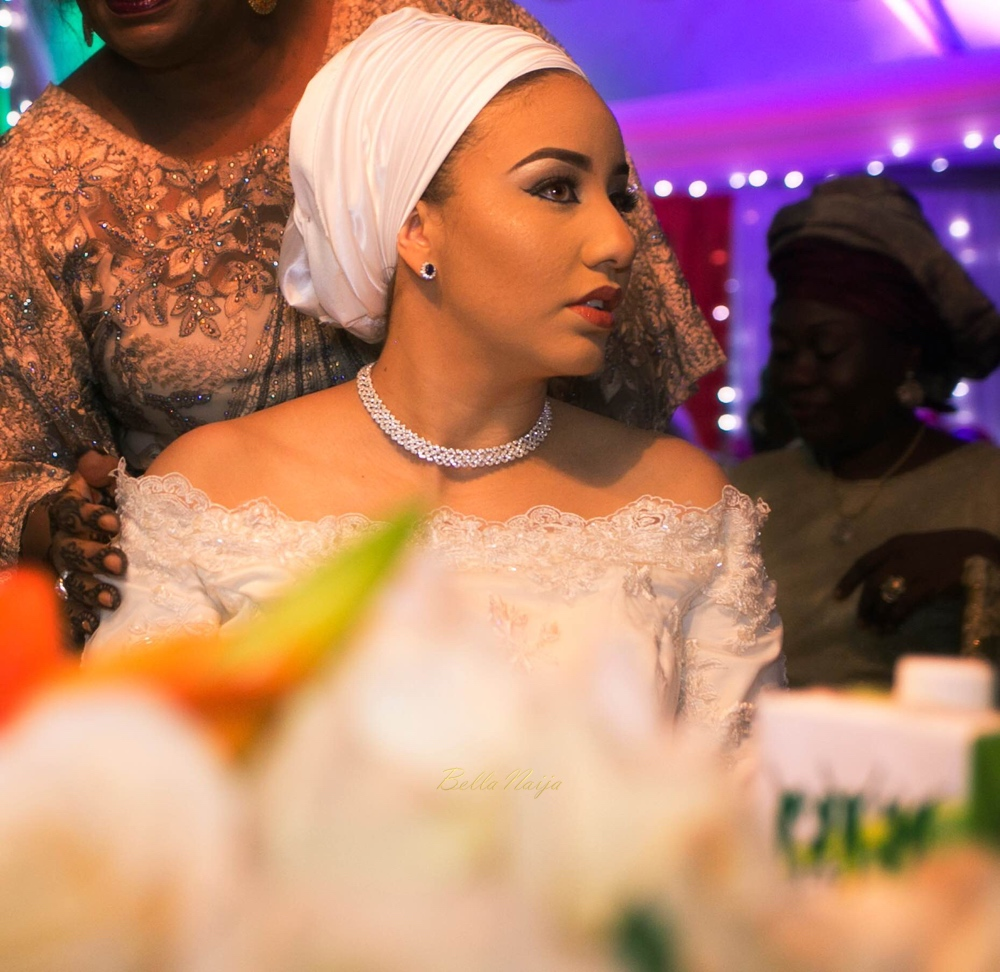 Minister Amina Mohammed Gives Away Daughter Samira Ibrahim to Aminu Bakar in Marriage_Abuja Wedding_BellaNaija 2016_08