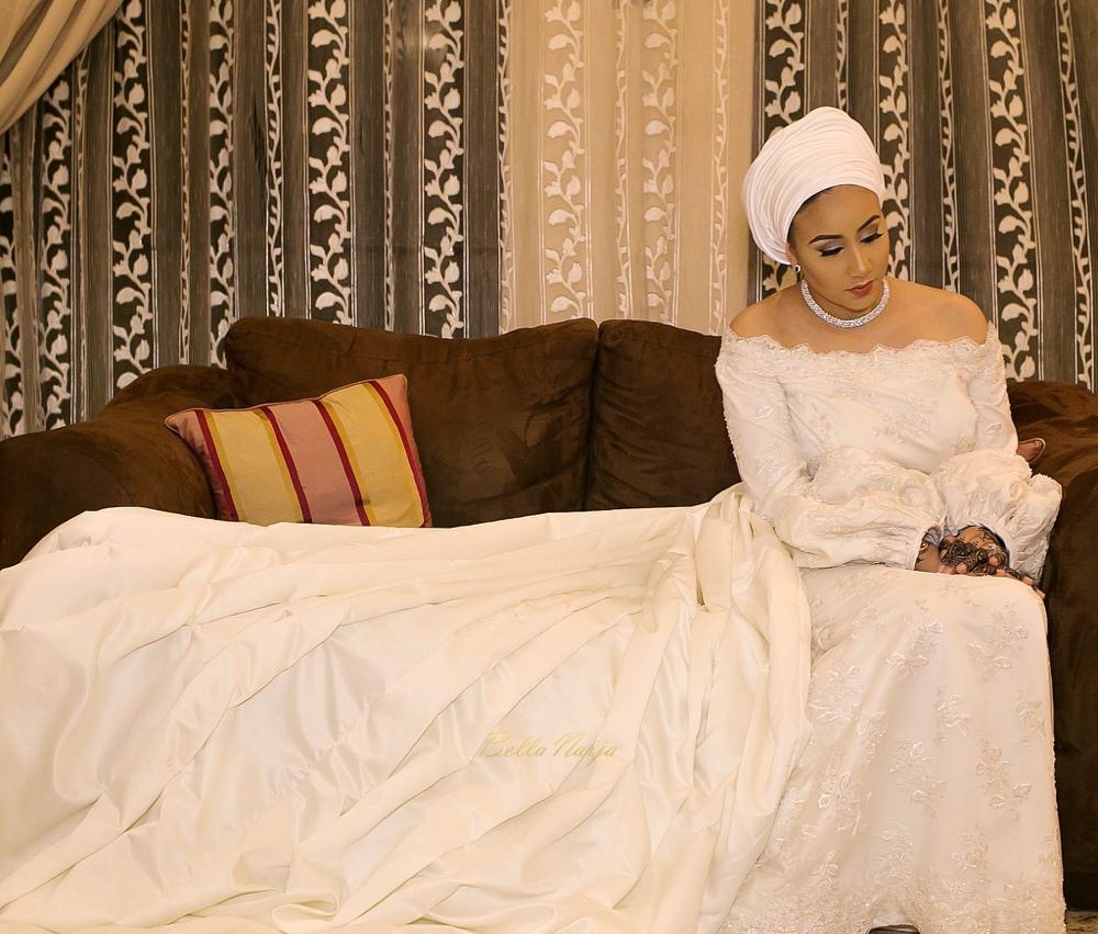 Minister Amina Mohammed Gives Away Daughter Samira Ibrahim to Aminu Bakar in Marriage_Abuja Wedding_BellaNaija 2016_10